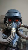 Killzone 3 - casco helghast - foto