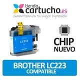 Cartucho de tinta compatible BLC223 C/M - foto