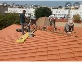 reformas de tejados albañil en general - foto