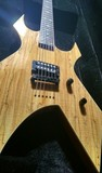 BC Rich Exotic Warlock Spalted Maple. - foto