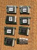 Placas subtonos de icom - foto