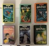 LIBROS HARRY POTTER 1,  2,  Y 6 - foto