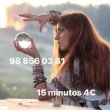 15 minutos 4 euros Tarot de Candela - foto