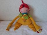 Muñeca mandarina de diset - foto