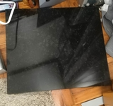 Bases para altavoces quarzo marmol - foto