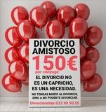 Divorcio express 150  en toda espaÑa - foto