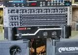 Equipo de sonido profesional - foto