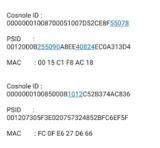 Console id - desbanear ps3 - foto