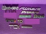 Anagramas emblemas insignias traseros - foto