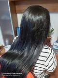 Extensiones de pelo natural y de trenzas - foto