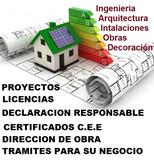 Licencias de obra y apertura,negocio - foto