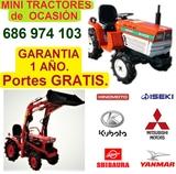 MINITRACTORES DE OCASIÓN - foto