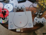 play station 1 - foto