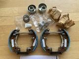 Kit freno trasero Citroen AX - foto