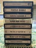Lote juegos MVS Neo Geo y placas Jamma - foto