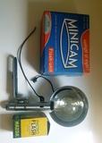 Minicam synchro flash bulb + bombilla - foto