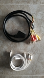 Cables av - foto