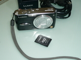 Lumix dmc-fx01 panasonic - foto