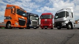 VOLVO FH DAF XF SCANIA R COMPRO - IVECO STRALIS RENAULT NISSAN - foto