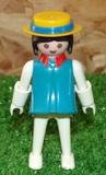 0508 muÑeco mujer seÑora de playmobil us - foto