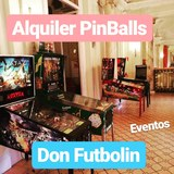 Alquiler de pinball - foto