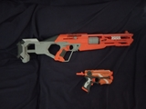 Pistolas Nerf - foto