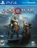 God of war ps4 - foto