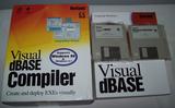 Software original visual dbase compiler - foto