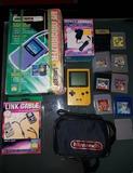 Pack GameBoy + 19 juegos + accesorios - foto