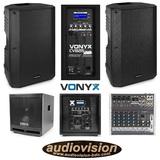 VONYX PACK 2800W 018266 AUDIOVISIONBDN
