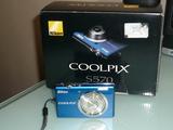 Nikon coolpix s570 - foto