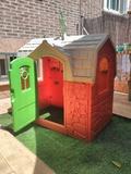 Caseta de jardín para niños - foto