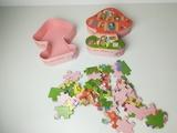Puzzle Djeco en forma de seta - foto