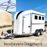 remolc tres caballos @bonilla_vans - foto