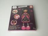 Kit de montaje Fofucha Ladybird Santoro - foto