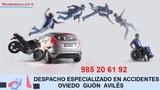 Accidentes Abogados -Gijon Oviedo Aviles - foto