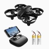 Mini drone nuevo a estrenar en su caja - foto