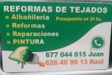 CONSTRUCCIÓN Y REFORMAS DE TEJADOS - foto