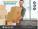 SERVICIO DE MUDANZAS Y TRANSPORTES - foto
