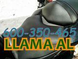Tapizado Asientos Scooter, Moto....  - foto