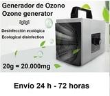 Maquina Generador de Ozono Profesional - foto