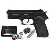 Pack Pistola PT-80 gamo CO2 - foto