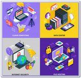 Servicios  en compra dominio y hosting - foto