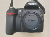 Cámara digital reflex Nikon D80 - foto