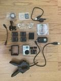 GoPro Hero 3 y accesorios - foto