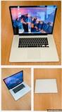 """Macbook pro 17"""" ssd 240gb + 1 terabyte h - foto"""