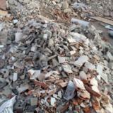 la retirada de escombros - foto