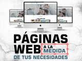 DISEÑO WEB PRESENCIAL / PÁGINA WEB - foto