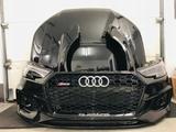 Audi rs4 b9 8w frente completo delantero - foto