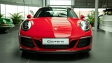 Porsche carrera 911 991 lift gts delante - foto